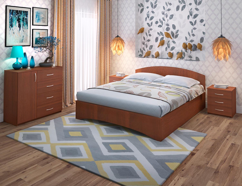 Кровать Reno 1 с матрасом Soft комби в Казани
