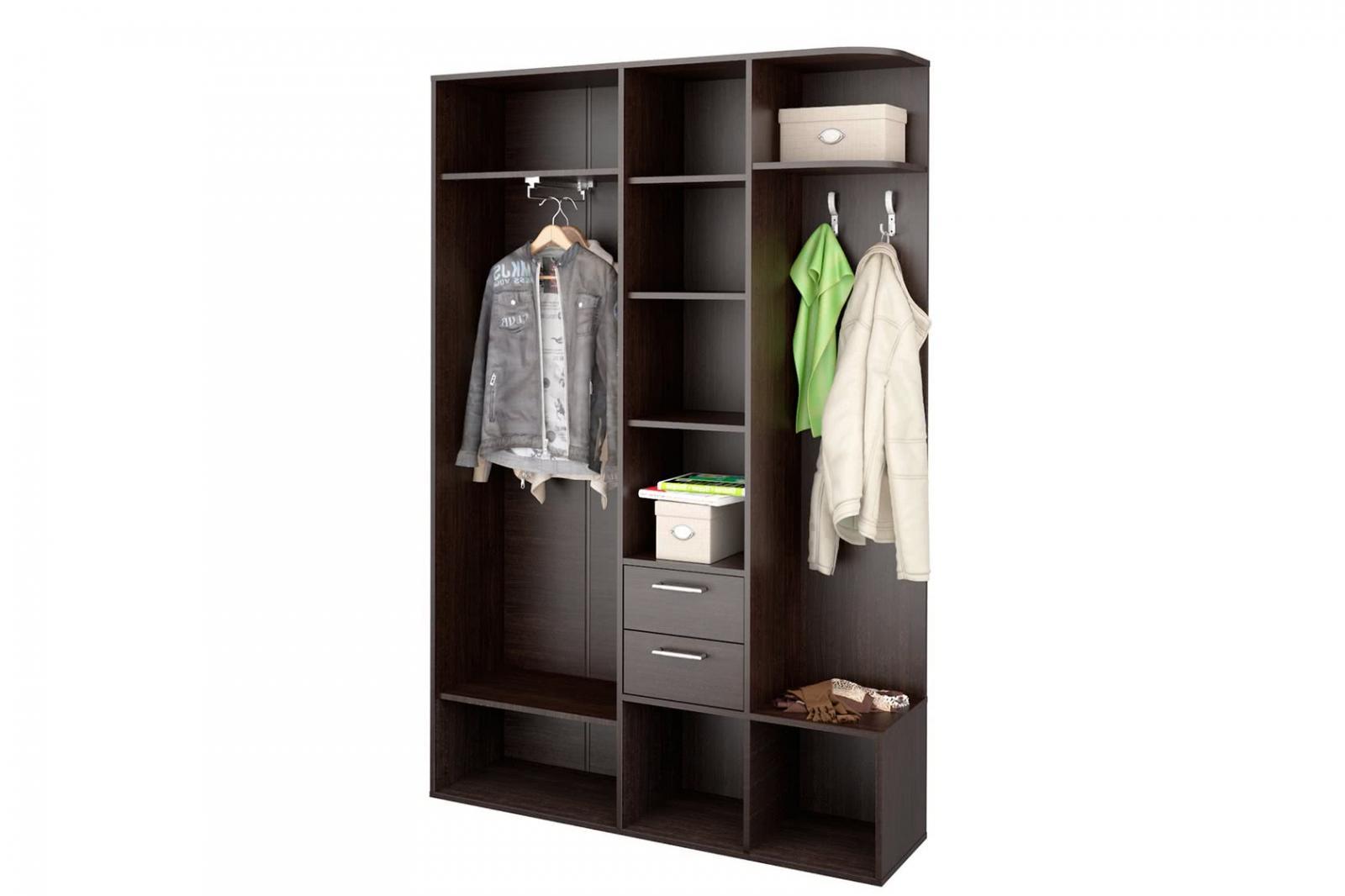 шкафы для одежды в прихожую фото известно